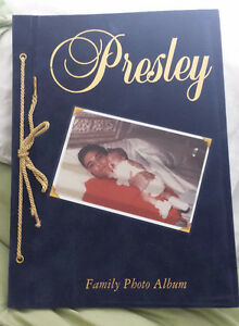 COLLECTOR EDITION: ELVIS FAMILY PHOTO ALBUM