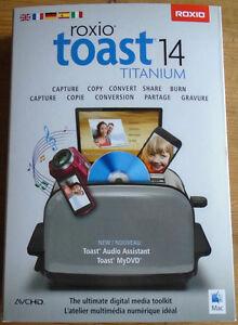 Roxio Toast 14 software