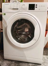 Hotpoint washing machine 7kg white