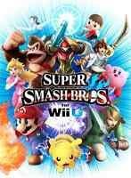 Burlington Super Smash Bros. Wii U Singles Tournament!