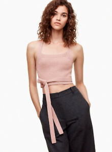 Wilfred Cayenne Knit Top