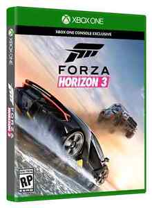 Selling/Trading Forza Horizon 3 for Xbox One!