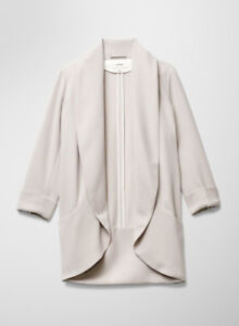 Wilfred Chevalier Jacket (White, 00) - Great Condition