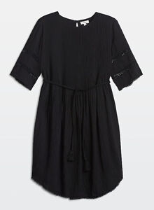 Wilfred Sonore Dress XS Black