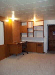 One bedroom, self-contained, basement suite in house