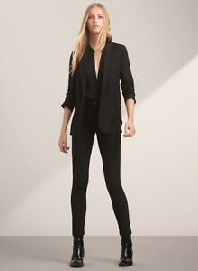 "Aritzia TALULA Black ""KENT"" BOYFRIEND Blazer, Sizes 0/XS and 4/S London Ontario image 2"