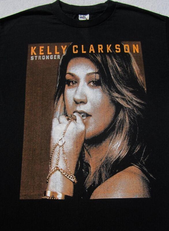 KELLY CLARKSON live Hollywood Bowl concert MEDIUM T-SHIRT the fray