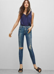 Aritzia Citizens of Humanity Jeans Denim Rocket