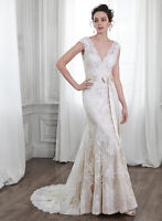 Maggie Sottero Shayla Size 8 - NEW