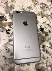 9.5/10 CONDITION 128GB UNLOCKED IPHONE 6 SPACE GREY