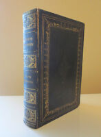 ILLUSTRATED FAMILY BIBLE Antique Large Bible c.1854