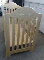 Fisher Price Crib in excellent condition
