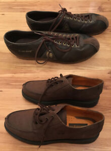 Shoes Le Coq Sportif and Timberland : Size:13