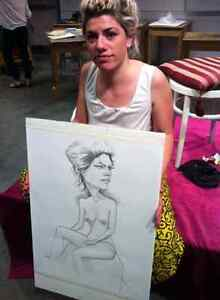 the wedding caricature art  West Island Greater Montréal image 10