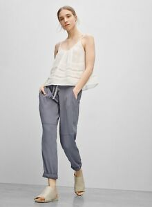WILFRED: Marais Silk Pants (2 colours)
