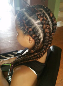 Its spring time, get the braided look!!! Kitchener / Waterloo Kitchener Area image 1