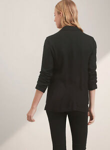 "Aritzia TALULA Black ""KENT"" BOYFRIEND Blazer, Sizes 0/XS and 4/S London Ontario image 3"