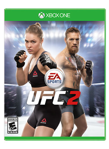 EA Sports UFC 2 - Xbox One - Standard Edition