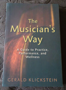 The Musician's Way - Paperback Book Like New