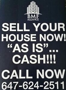 WE WANT TO BUY YOUR HOME FOR CASH