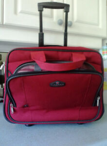 RICARDO TRAVEL, CARRY-ON, LAPTOP BAG
