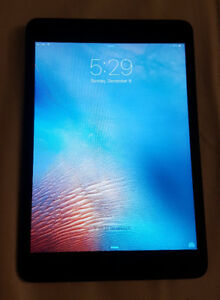 Ipad Mini 16GB Wifi + Cellular (A1454) - Excellent Condition