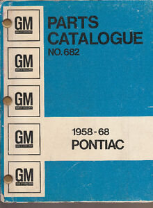 Manuals GM Factory Parts and Service  55 Books total