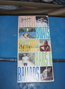 Boats, Beaches, Bars & Ballads [Box] by Jimmy Buffett 1992