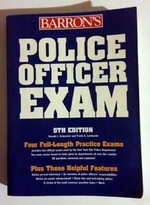 Police Officer Exam 5th Edition