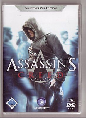 Assassins Creed 1 Bogen Schwerter Kämpfen Action PC  ()
