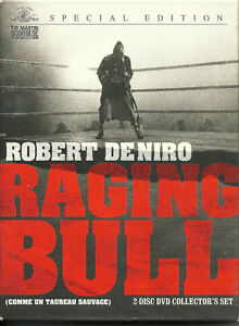 Raging Bull Collector's Set (DVD)