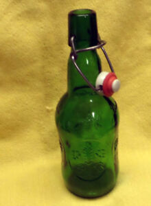 Grolsch Reusable Beer Bottles