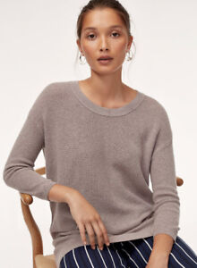 Aritzia Wilfred Balzac Sweater - Camille Colour