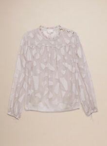 New Le Fou by Wilfred(Aritzia) Henriette Blouse in Size Small