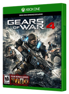 Trade gears of war 4 for newer game