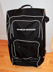 Sherwood Wheeled Hockey Bag