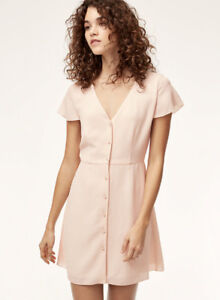 BRAND NEW Aritzia Wilfred Nazaire Dress for Sale - $95