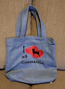 Brand New Chihuahua Totebag