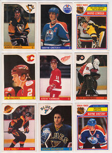 1985-86 O-Pee-Chee Complete Set (85-86 OPC) - GREAT CONDITION!