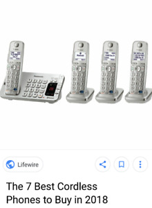 Link to Cell Bluetooth 5 Cordless Phone