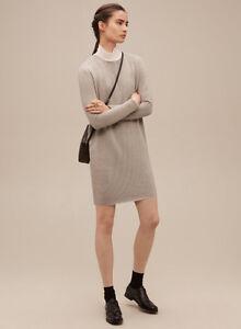 Aritzia Wilfred CAMPANULE Sweater Dress sz XS Gatineau Ottawa / Gatineau Area image 2