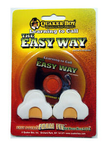 Quaker Boy Learning To Call The Easy Way Turkey Call London Ontario image 1