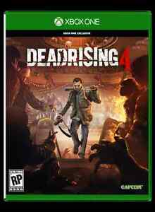 Dead Rising 4 for Xbox One - Brand New Sealed