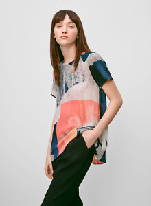 Aritzia Wilfred Cypres Blouse