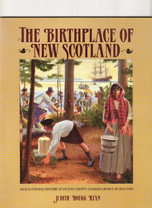 Birthplace of New Scotland