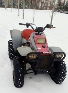 1991 Polaris 350L for sale!!! $1450 OBO