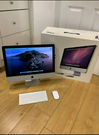 "Late 2009 21.5"" iMac with 14GB +500GB HDD."