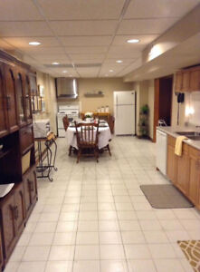 Basement 1 Bedroom Apartment in Woodbridge, Hwy 7 and Weston Rd