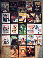 20+ DVD lot: Matrix sequels, 300, American Pie, Porky's, Orgazmo