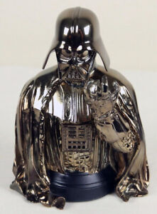 DARTH VADER CHROME BUST GENTLE GIANT NOT SIDESHOW BOWEN